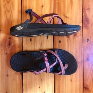 Women's Slip On Chaco with Toe Loop